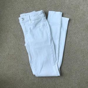 White AEO Jeans